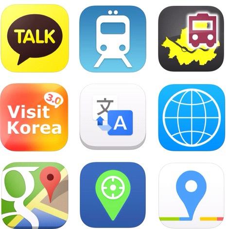 smartphone apps in korea