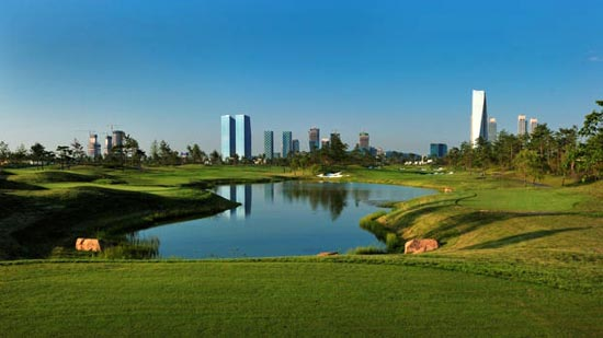 Golf Course Songdo
