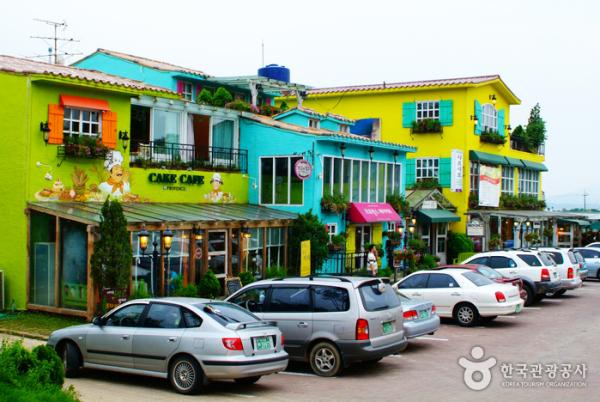 heyri art village paju korea