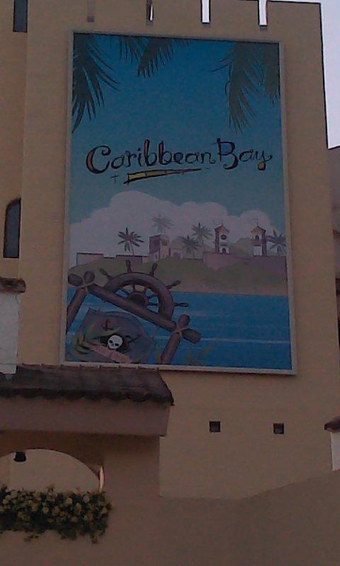 Caribbean Bay!!