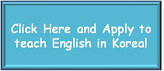 Apply to teach in Korea!