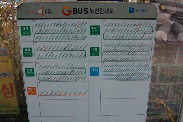 Public Transporation in Korea is a breeze