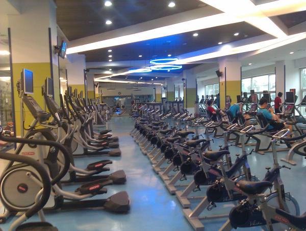 My local gym.