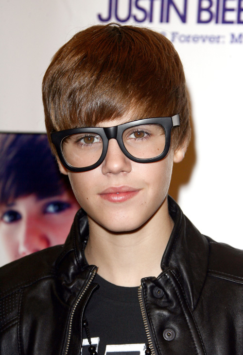 The glasses are fashionable all over the world