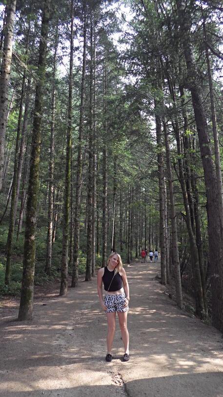 Odesan hiking