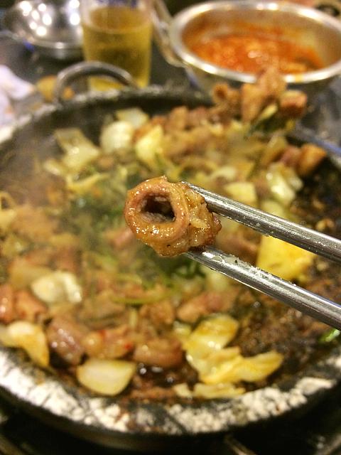 weird foods of korea