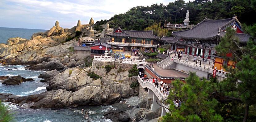 Haedong Temple