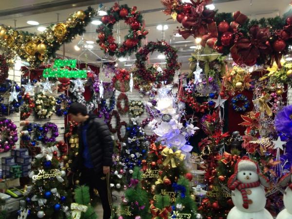 underground shopping south korea