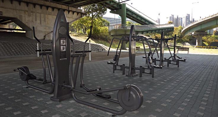 Gym ergonomics
