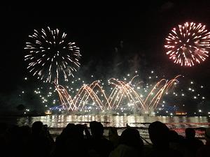 teach and travel, teach aclipse, teach english in South Korea, Busan Fireworks
