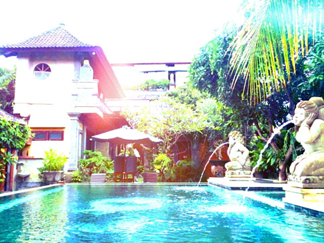 relax in bali