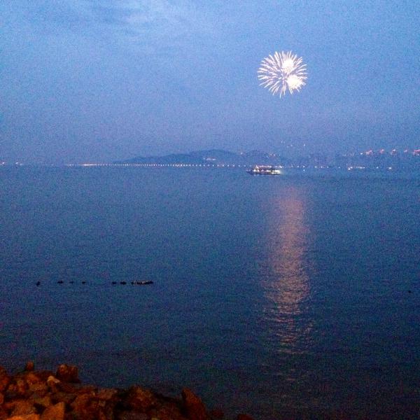 wolmido, wolmi island, incheon, korea, island, day trip, weekend