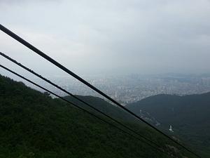 Apsan Park in South Korea