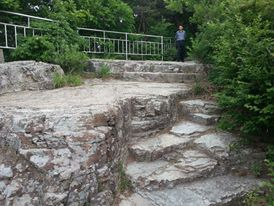 Hiking Trail in Daegu