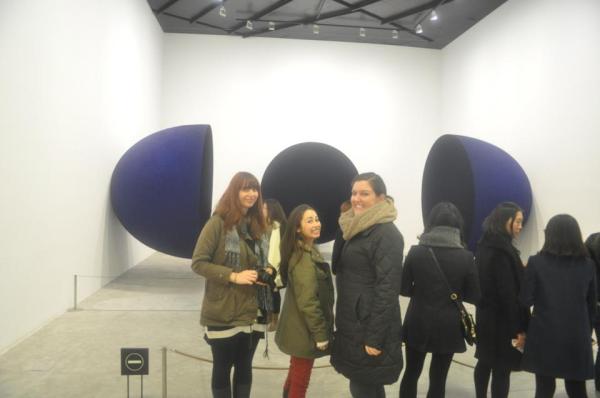 echo art in Korea