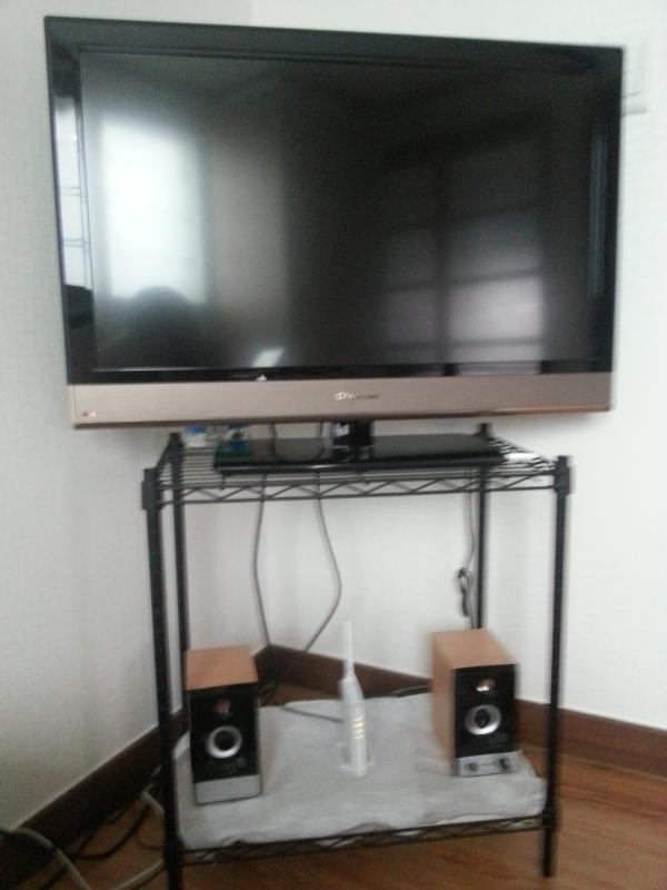 Teach English in Korea apartment