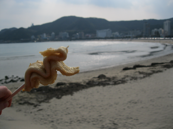 Songjeon beach #busan