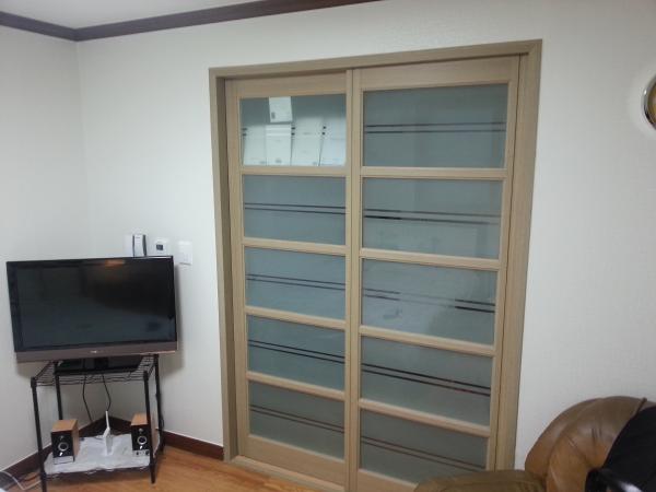 apartment while teaching english in south korea