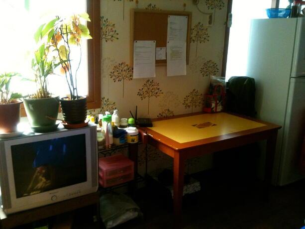 dining room in korea