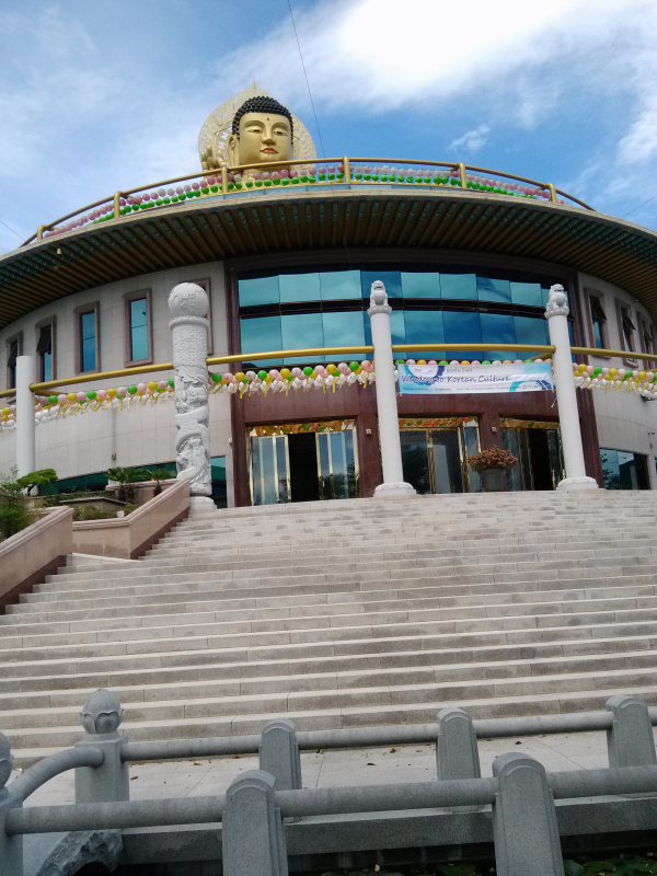 Hongbeopsa Temple