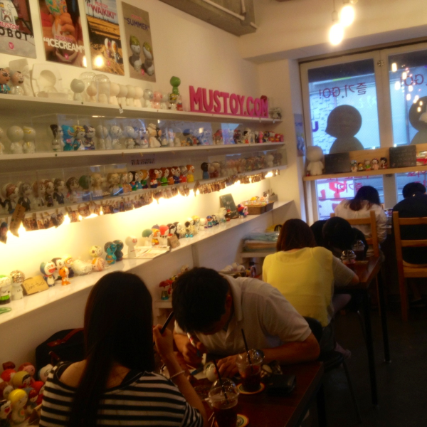 mustoy cafe hongdae seoul
