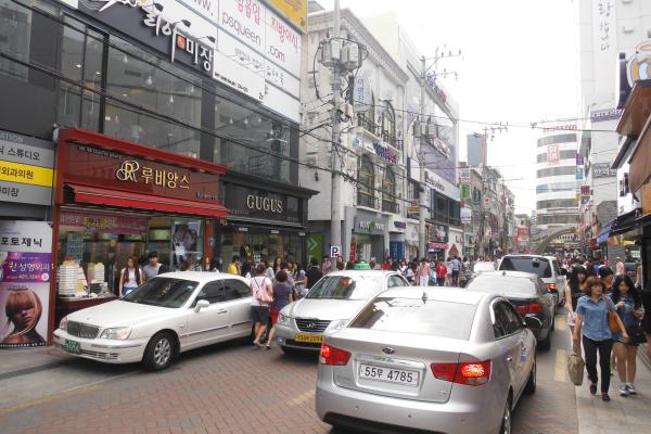 Daegu, Teach english in Korea