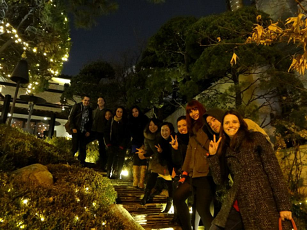 group in Korea
