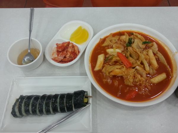 Korean food, teach English in Korea, teach aclipse, teaching english