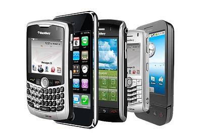 Just cellphone assortment