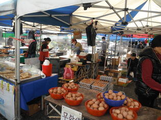 Market Day in Edong