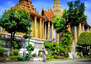 English Teacher in Korea travels abroad to Thailand