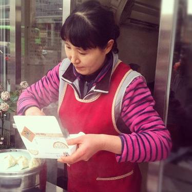 free food in Korea