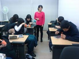 advice for teaching at ChungDahm