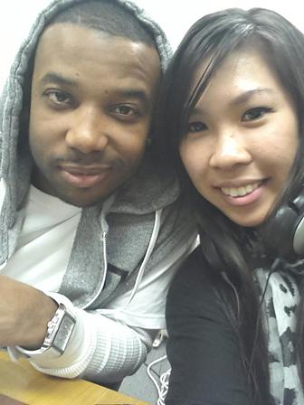 my trainer in Korea