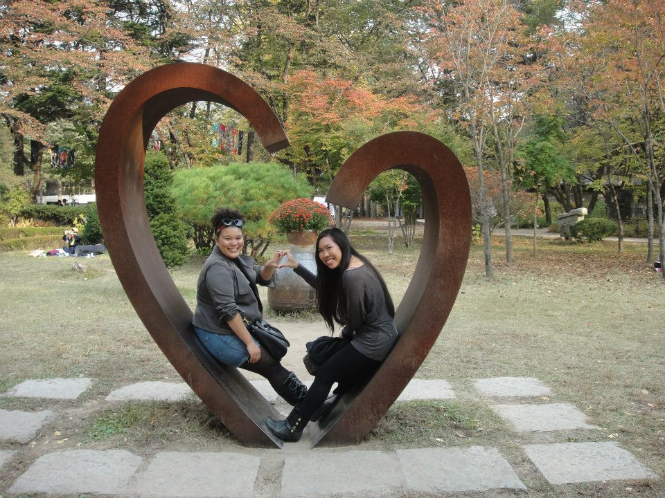 friendship in korea