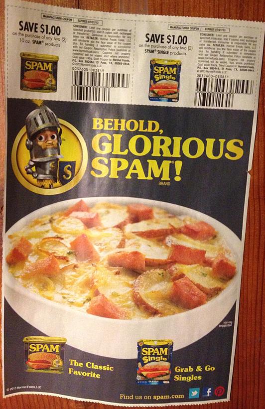 korea loves spam