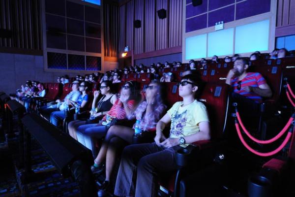 4d movie theater!