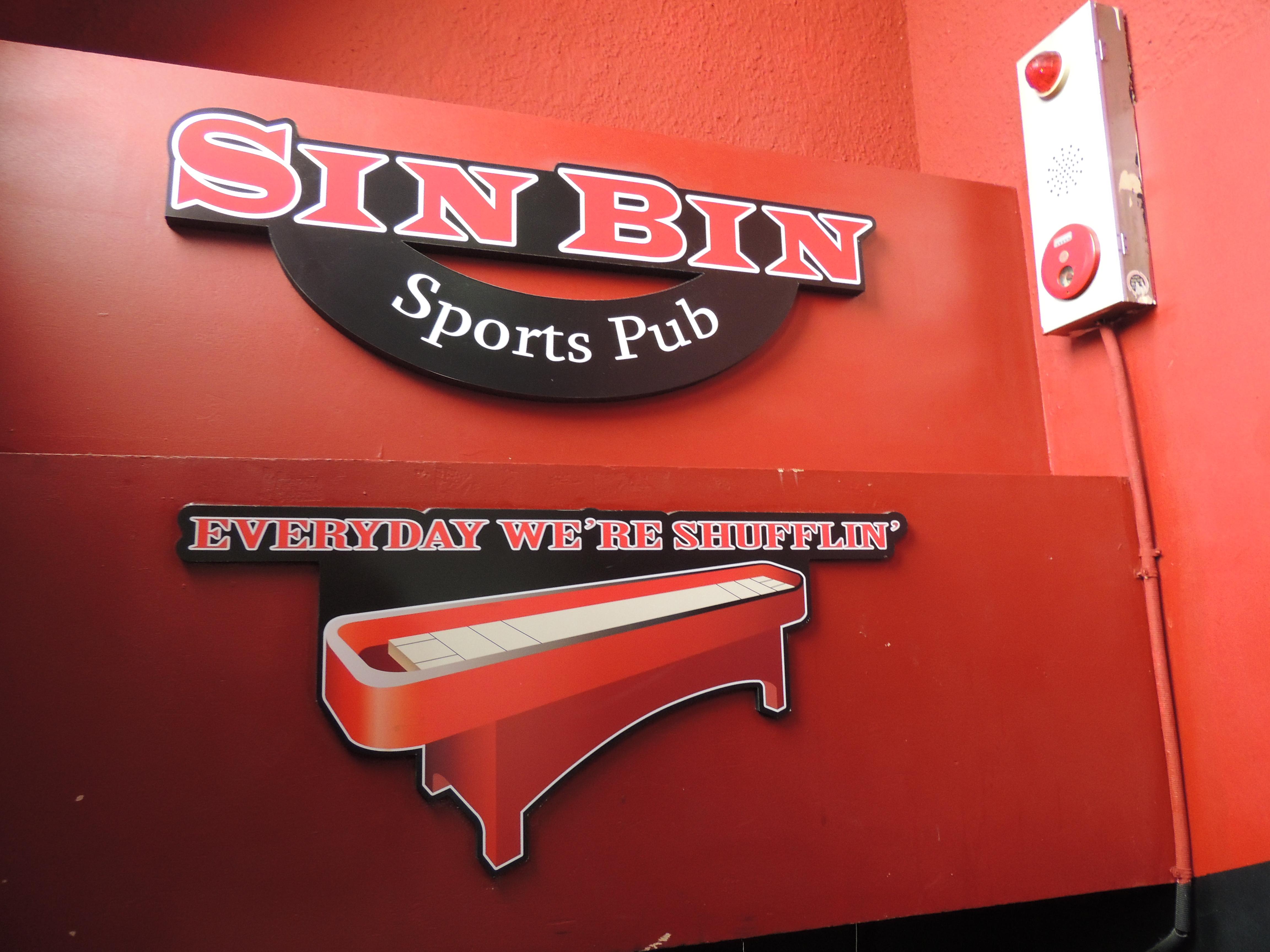 expat bar in Korea