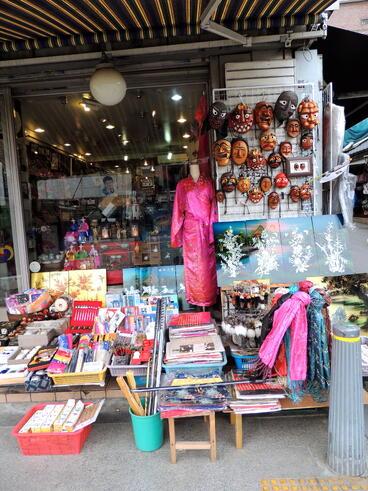 shopping in Korea