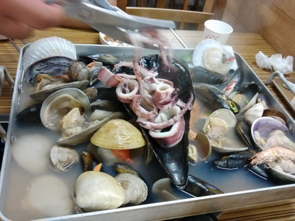 #busan #seafood