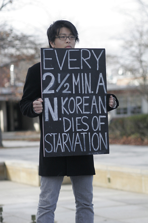 Real situation in North Korea