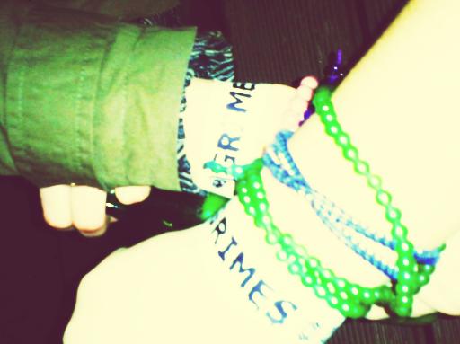 concert bracelets in seoul