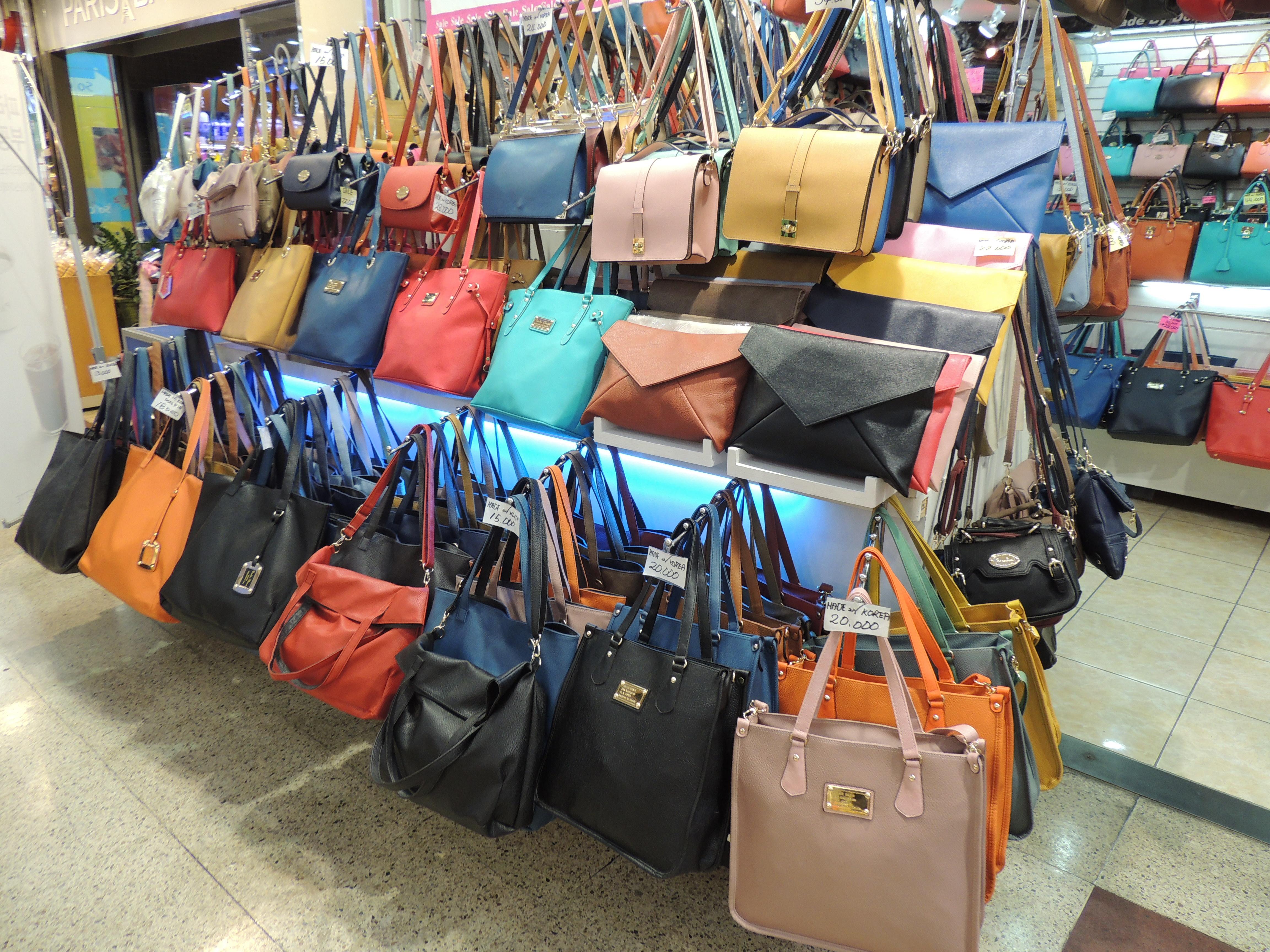 cheap purses in Korea