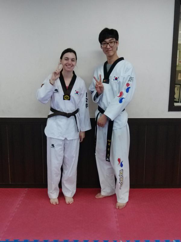 #taekwondo #korea