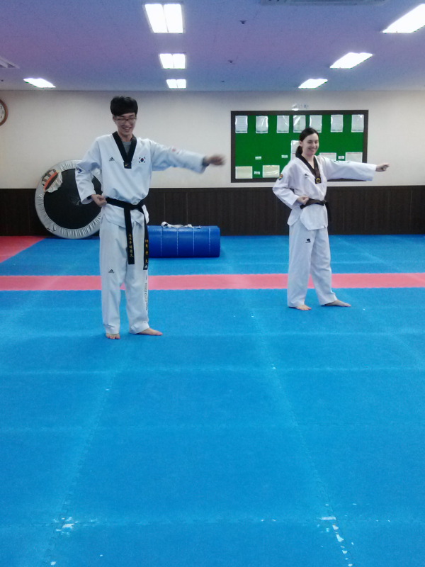 #taekwondo #korea #fun #martialarts
