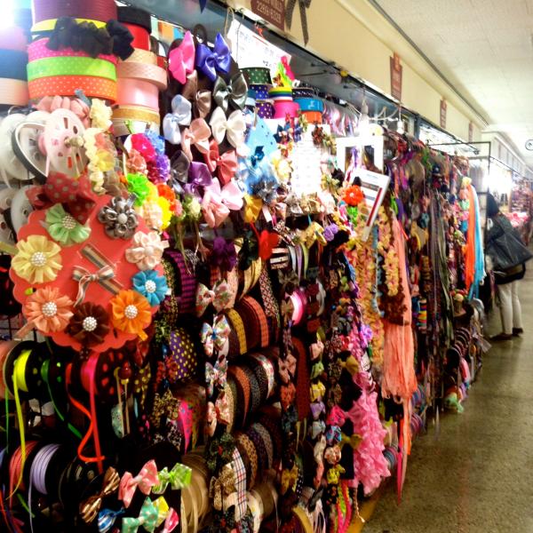 dongdaemun craft fabric market seoul