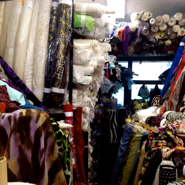 dongdaemun craft fabric market seoul