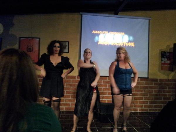 Presenting Rocky Horror