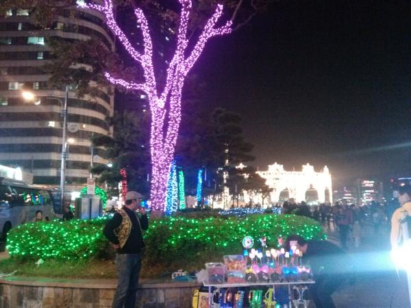 #busan #lightfestival #lights #event