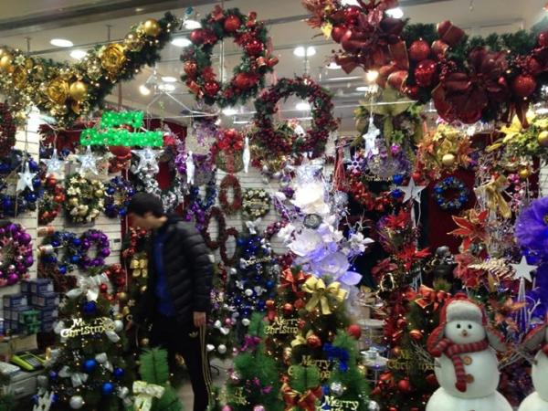 expat holiday in korea